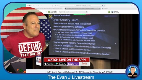 9/24/21 - Truth Revealed, Election Fraudit Report w Chat - Ep. 082