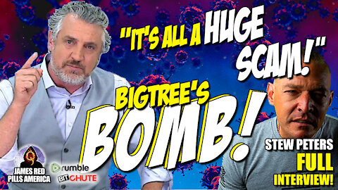 Its All a HUGE SCAM! Biggest Human PsyOp Of All Time! BOMBSHELL Stew Peters & Del Bigtree Interview!