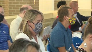 Sycamore Community Schools admin to set mask policy week by week