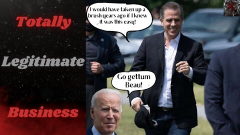 Hunter Biden, Amazingly Successful Artist, to Meet With Potential Buyers of His Exceptional Work