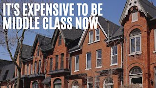 You Now Have To Make $135K A Year To Be Considered Middle Class In Toronto