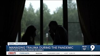 CODAC helps clients recognize and treat trauma