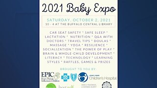Free baby and toddler expo for parents this weekend