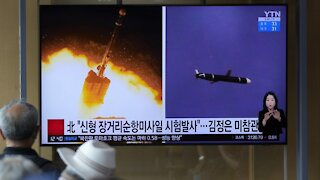North Korea Tests New Long-Range Cruise Missiles