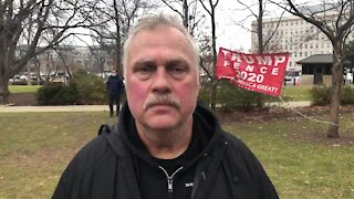 Trump Supporter Revealed How Antifa Sparked Chaos In DC Capitol