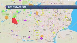 Tens of thousands still without power as DTE works to clean up after storms