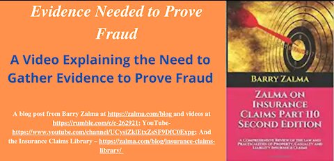 Evidence Needed to Prove Fraud