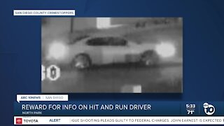 Hit-and-run driver sought in crash that killed pedestrian in North Park