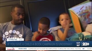 """Scripps Howard Foundation kicks off """"Give a Chid a Book Campaign"""""""