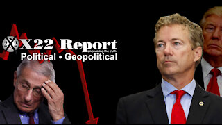Ep. 2533b - Rand Paul Is On The Hunt, [DS] Being Hit From All Sides, Next Phase Will Bring Justice