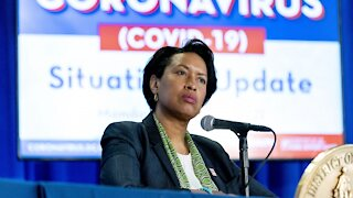 D.C. Mayor Defends Against Accusations She Violated Mask Mandate