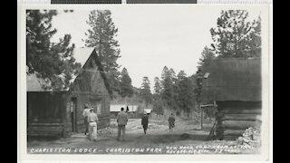 History of the Mount Charleston Lodge