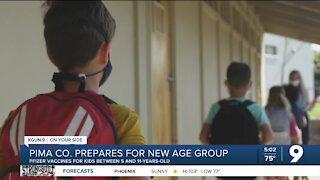 Pima County prepares to vaccine children