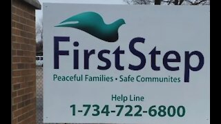 Domestic violence victim and now volunteer is giving back to help families at the nonprofit First Step