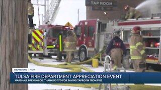 Tulsa Fire Department Appreciation Event