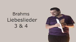Brahms Liebeslieder - O die Frauen, o die Frauen & Wie des Abends schöne Röte