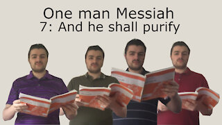 One man Messiah - And he shall purify - Handel