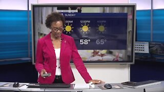 Chilly air in the Tri-State this weekend