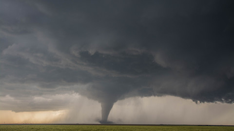 Tornadoes of all sizes