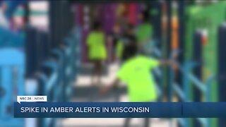 IN DEPTH: Amber Alerts spike in Wisconsin