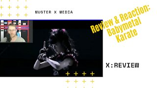 Review and Reaction: Babymetal - Karate