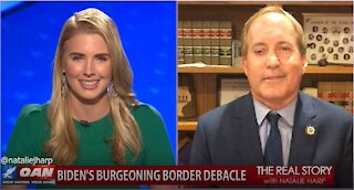 The Real Story - OAN Border Debacle with Ken Paxton