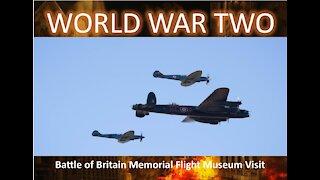 My Visit | Battle of Britain Memorial Flight Museum