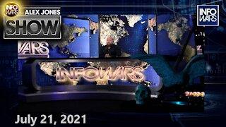 Planetary Bombshell: Director of Covid-19 Vaccine Program – FULL SHOW 7/21/21