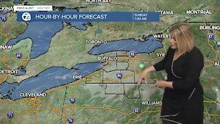7 First Alert Forecast 12 p.m. Update, Friday, September 17