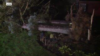 NWS surveying storm damage across NE Ohio today
