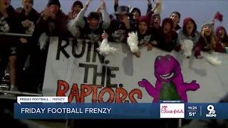 Is Barney a raptor? Friday Football Frenzy crew breaks down dinosaurs