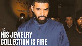 Drake Flexes His $200K Watch While Cruising Down A Toronto Highway