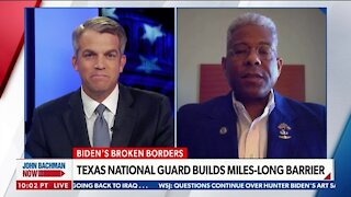 Allen West: Maxine Waters' Comparing Border to Slavery Days 'Incredible Deflection'