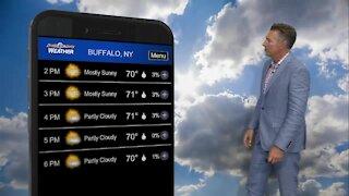 7 First Alert Forecast 5am Update, Friday, September 10
