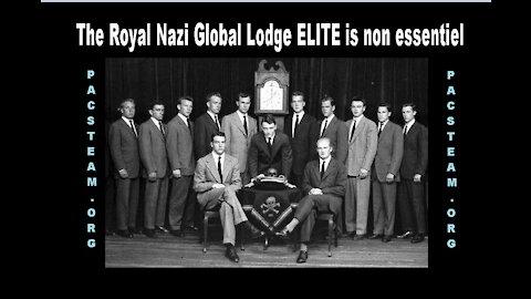 The Royal Nazi Global Lodge ELITE is non essentiel