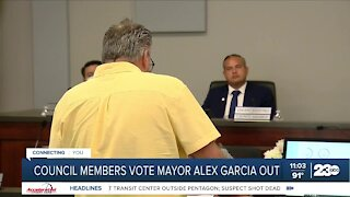 Wasco Mayor removed from position after city council votes him out