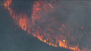 Tonight Grand Lake marks night East Troublesome Fire blew up