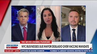 NYC Business Owners Fight Back Against Vaccine Mandate