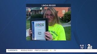 Linda Reger is the July 2021 winner of the Chick-fil-A Everyday Heroes award