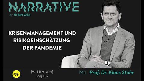 Narrative #39 - Klaus Stöhr