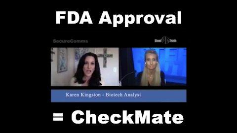Trump Knew FDA Would Approve Vaccine