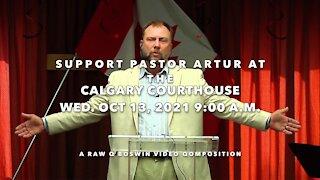 @RAWQBoswin presents ~ Save Pastor Artur