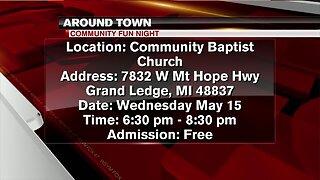 Around Town - Community Fun Night - 5/14/19