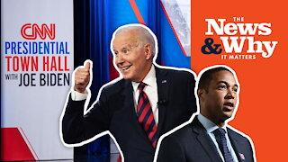 MUMBLINGS & LIES: Biden's CNN Town Hall Was EPIC DISASTER   Ep 826