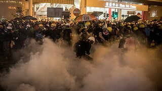 China Could Use Troops Against Hong Kong Protests