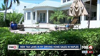 Realtors: high taxes in other states are driving Southwest Florida homes sales