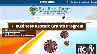 Palm Beach County businesses begin applying for CARES Act money