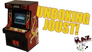 Arcade Classics Joust Unboxing