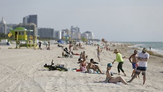 Florida Sees Highest One-Day Increase In COVID-19 Cases
