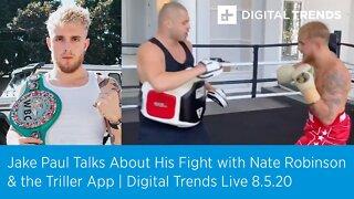 Internet Socialite Jake Paul | Digital Trends Live 8.5.20